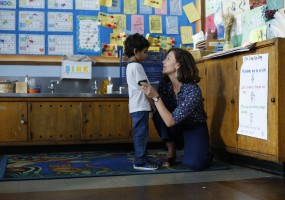 Onder de loep | The Kindergarten Teacher