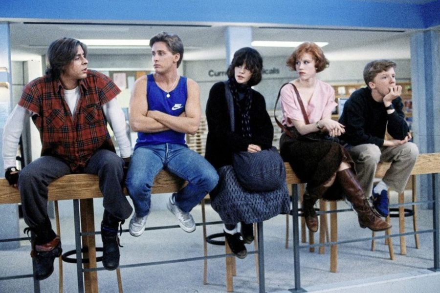 Buitenfilm | The Breakfast Club
